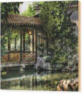Orient - Bridge - The Bridge Wood Print