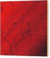 Oriental 2 Wood Print