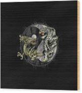 Oriental Wood Print