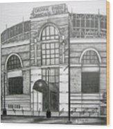 Oriole Park Camden Yards Wood Print