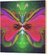Oriole Rainyjewel Wood Print
