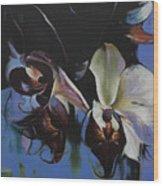 Orkidoo Wood Print