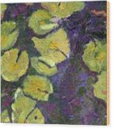 Orlando Lilies Wood Print