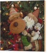 Ornament 234 Wood Print