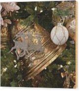 Ornament 240 Wood Print