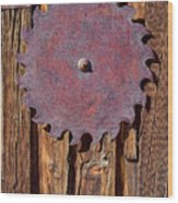 Ornamental Wood Print