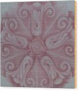 Ornate Wood Print
