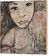 Orphan Wood Print