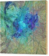 Orthochlorite Spacing  Id 16098-005652-96753 Wood Print