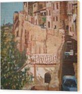 Orvieto Wood Print