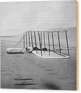 Orville Wright, 1901 Wood Print