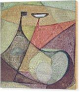Os1960ar001ba Abstract Design 16.75x11.5 Wood Print