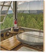 Osborne Fire Finder Wood Print
