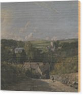 Osmington Village Wood Print