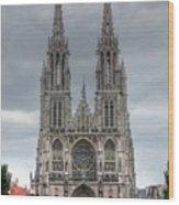 Ostend Belgium Wood Print