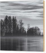 Ostrogoth - Black Edition Wood Print