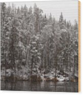 Oulanka 6 Wood Print