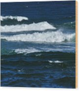 Our Beautiful Ocean Wood Print