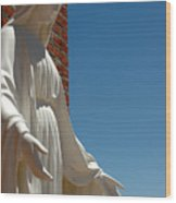 Our Lady Of Grace Wood Print