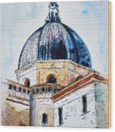 Our Lady Of Loreto I Wood Print