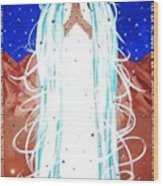 Our Lady Of Lucid Dreams Wood Print