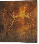 Out Of Eden Wood Print