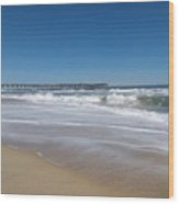 Outer Banks Nc Wood Print