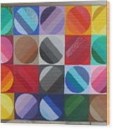 Over The Rainbow 2 Wood Print