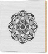 Overlay Wood Print