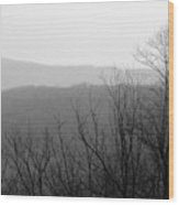 Overlook Wood Print by Gerlinde Keating - Galleria GK Keating Associates Inc