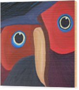 Owl - SOLD Wood Print