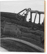 P 51 C Wood Print