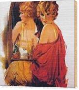 p rarmstrong 026 Rolf Armstrong Wood Print