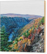 Pa Grand Canyon Wood Print