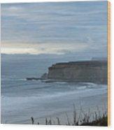 Pacific Coast Inspiration Wood Print