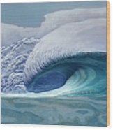 Pacific Dream Wood Print