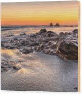 Pacific Light Wood Print