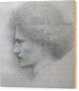 Paderewski Wood Print