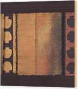 Page Format No.4 Tansitional Series  Wood Print