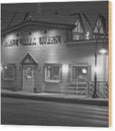 Paint Creek Tavern Wood Print