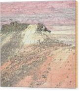 Painted Desert 5 Wood Print