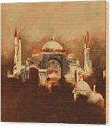 Painting 768 4 Hagia Sophia Wood Print