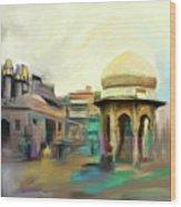 Painting 798 3 Chowk Yaadgar Wood Print