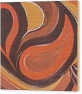 Paisley Park Wood Print