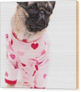 Pajama Party Wood Print