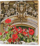 Palace Of Queluz Portugal Wood Print