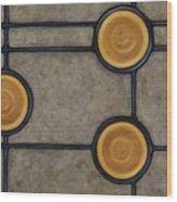 Palatial Wood Print
