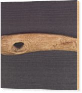 Paleolithic Tool Wood Print