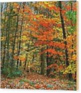 Palet Wood Print