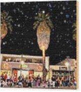 Palm Springs Holiday Parade 2015 Wood Print